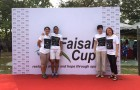 We are most happy to support the Faisal Cup… :)