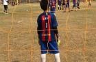 Goalie all ready…