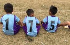 The youngest players…so cute!