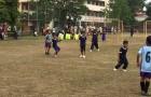 Under-8 boys match…