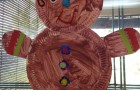 I am the gingerbread man!!