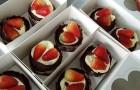 Not forgetting dessert … Red Velvet cupcakes, yum yum!