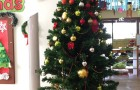 O Christmas tree…O Christmas tree..where are all our baubles -) -)…we have to ask the children!!