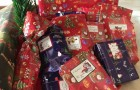Presents for our special guests